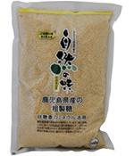 鹿児島県産の粗製糖